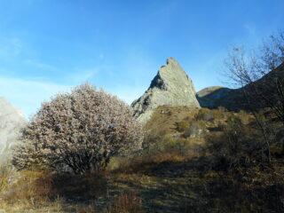montagna iconica della valle Maira