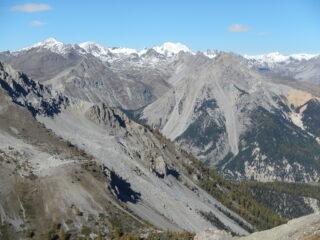 sullo sfondo il Monte Thabor
