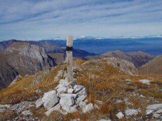 Monte Castello cima ovest