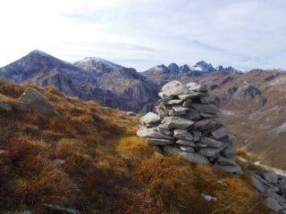 Monte Castello cima est