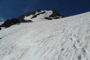 Il pendio finale   I   La dernière pente   I   The final slope    I   Der Abschlusshang   I   La pendiente final