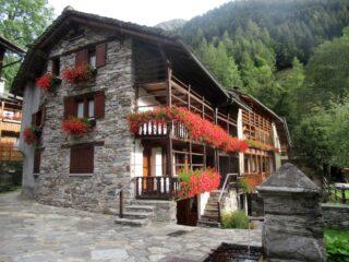 Le belle case di Rima San Giuseppe
