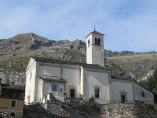 Chiesa di Rima San Giuseppe