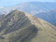 zoom sulla Cresta Castiglione, oltre il Passo della Dagliola