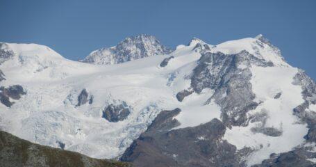 Gran panorama sul Monte Rosa