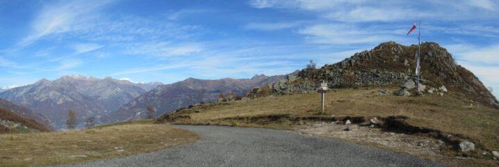 Pian dei Muli e Monte Cavallaria