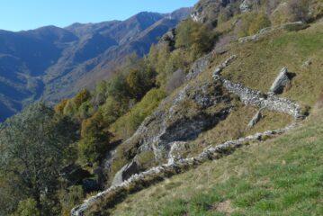I muri delle Case Toino