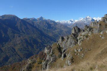 Spettacolo sull'alta valle