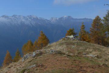 Panorama dal Truc del Cuculo