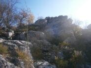 le roccette della cima