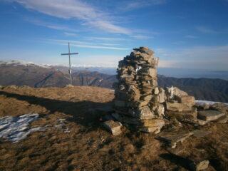 cima monte Cornet