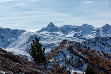 Pic de Rochebrune dal Corbioun
