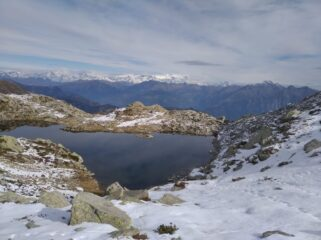 Lago cornuto