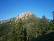 la rocca vista da sotto