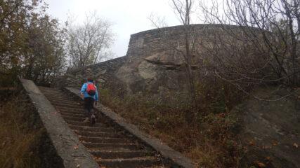 Salendo sull'osservatorio romano