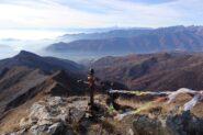Punta della Croce, panorama sconfinato!