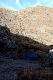 Sulla cresta nord della Punta della Croce