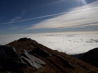Nubi sulla pianura...