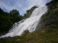 cascata del Pisciai