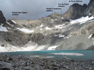 Lac du Pavé