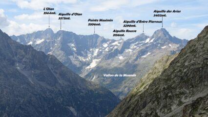 Panorama dal Ref. du Soreiller.