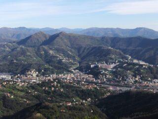 Panorama dal Bric Tejolo