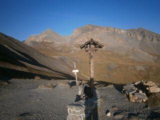 le due cime dalla bassa di Colombart