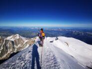 Comincia la luuuuunga discesa (2500 metri di dislivello)