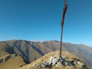 Dalla cima verso il Costarossa