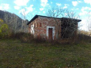 Vecchio edificio del poligono