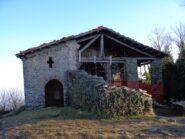 Chiesa romanica del X secolo in cima al Monte San Giorgio