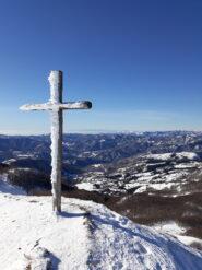 La croce del Monte Bue