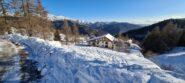 ci sono parecchie tracce di passaggio da Valcona Soprana