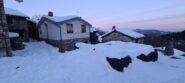Valcona Soprana alle ultime luci del giorno