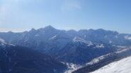 Alta Valle Chisone da Monte Blegier