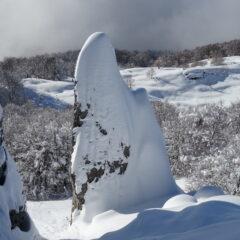 Il Cerro Torre dei Canti.