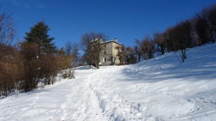 Bocchetta di Piazzacava 1146mt.