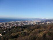 Dalle pendici del Monte Carrupola