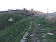 Mulattiera verso il Monte Borriga