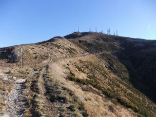 Verso il Monte Fasce
