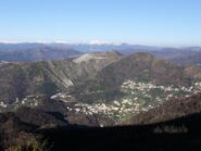 Panorama a nord ovest