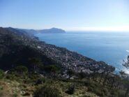 Dal Monte Moro verso est