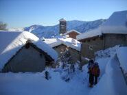 partenza da Col San Giovanni