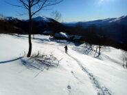 neve fredda e leggera