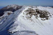 Monte Creusa e Bric Costa Rossa dal Ciotto Mieu