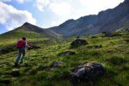 Risalendo il vallone Coire an Eich