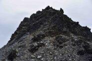 Il versante Nord del Pain de Sucre