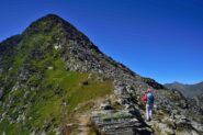 Cresta NE Punta Cornour