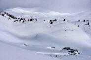 L'Alpe Pesse poco sopra Vetan