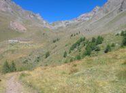 Alpeggio Arpisson a 2328 m